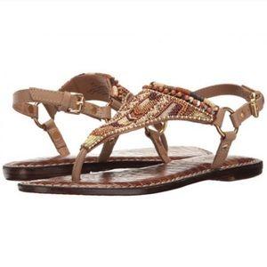 Sam Edelman Greta beaded sandals